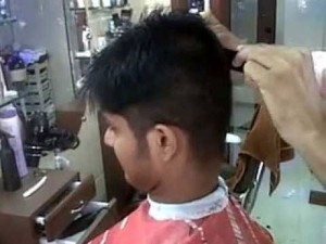 Protest Against Female Foeticide Dads Newborn Girls Get Free Shave In Beed Maharashtra