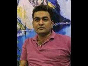 No Hand Dilip Ghosh Murder Srinu Nanda Das Claimed