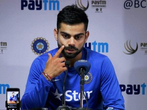 Dhoni Saved Me From Getting Dropped Many Times Kohli