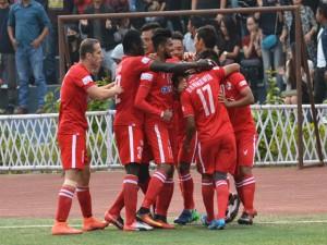 I League Aizawl Fc Beat East Bengal 1 0 At Home