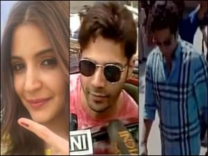 Bmc Elections 2017 Anushka Sharma Ranveer Singh Shraddha Kapoor Many Others Cast Their Vote