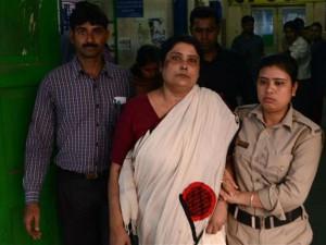 Accused Chandana Chakraborty Blamed Against Bjp Leader Juhi In Child Trafficking