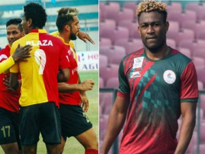 I League East Bengal Vs Mohun Bagan Match Ends With Goalless Draw