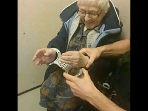 99 Year Old Dutch Woman Arrested Sent Jail It Was Her Wish