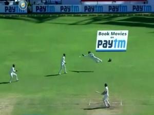 Must Watch Video Superman Wriddhiman Saha S Sensational Catch