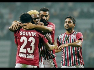 Afc Cup Mohun Bagan Reach Group Stage With 4 1 Win Over Valencia