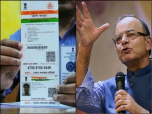 Aadhaar May Become Only Identity Card Future Help Curb Tax Fraud Jaitley