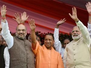 Why Narendra Modi Amit Shah Picked Yogi Adityanath As Uttar Pradesh Cm