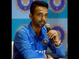 Kohli Ruled Out Rahane Becomes India S 33rd Test Captain