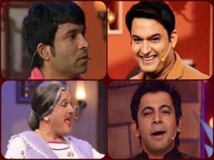 The Kapil Sharma Show Row Sunil Grover Quits Sunil Pal Joins With Raju Srivastava