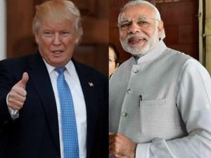 Trump Calls Modi Congratulate Him On Electoral Success