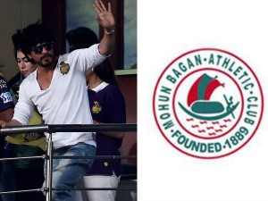 Shahrukh Khan May Acquire Stakes Mohun Bagan After The End I League