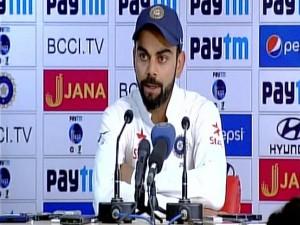 Aussie Cricketers No Longer Our Friends Says Virat Kohli