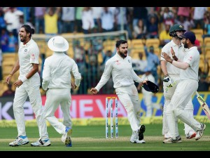 India Now Holds Series Wins Against Test Playing Nations