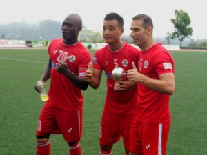 Defeating Mohun Bagan Aizawl Is Advantage Position To Be Champion Of I League