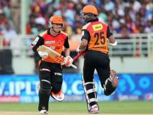Ipl 10 Sunrisers Hyderabad Beat Kings Xi Punjab 26 Runs
