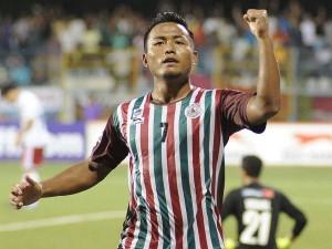 I League 2017 Shillong Lajong 1 1 Mohun Bagan Mariners Tops