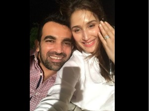 Lesser Known Facts About Zaheer Khan S Would Be Sagarika Ghatge