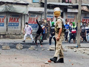 Clashes Erupt After Wani S Successor Killed Encounter Civilian Killed