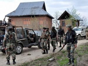 Kashmir Infiltration Bid Foiled Rampur 4 Terrorists Gunned Down