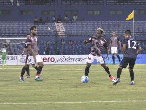 Mohun Bagan Beat East Bengal Reach Federation Cup Final