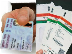 It Department Launches Online Facility Correct Errors Pan Aadhaar