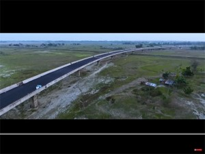 India S Longest Dhola Sadiya Bridge Loud Message China
