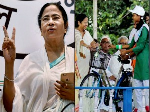 Mamata Banerjee Will Celebrate The World Victory Kanyashree With The Daughters Of Bengal