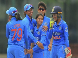 Indian Girls Strated World Cup With Win