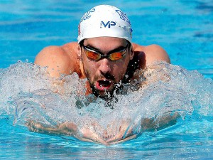 Michael Phelps Race With White Shark Watch Video