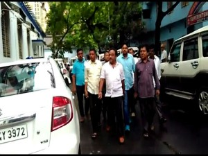 Bjp Leader Shamik Bhattacharya Faces Cid Interrogation