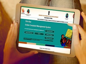 Central Government Launches Portal Prevent Sexual Assaults At Workplace