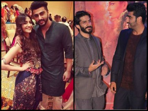 Arjun Kapoor Talks About Sonam Harsh Kapoor
