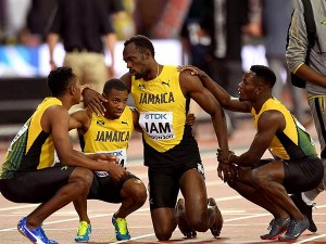 Bolt S Injury Report Comes To Prove That He Was Really Inju