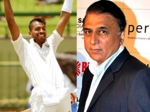 Gavaskar Compares Pandya With David Warner
