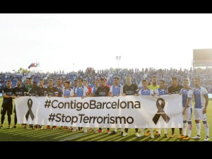 Special Security Arrangments Are Done La Liga Matches After Barca Attack