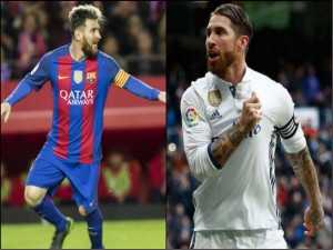 Ramos Reaction Made Messi Stunned During The Classico Match