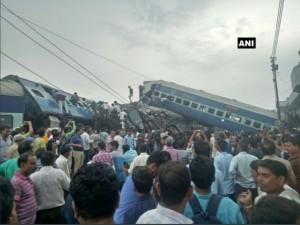 Train Accident Mujaffarnagar