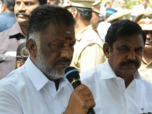 Leaders Two Faction Are Expected At J Jayalalithaa Memorial Possible Aiadmk Merger