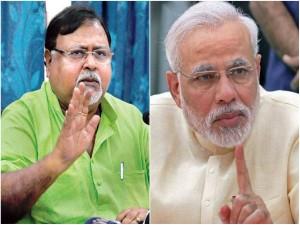 Tmc Leader Partha Chatterjee Criticizes Pm Narendra Modi S Flood Comment