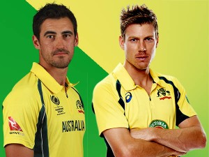 Mitchell Starc Left For Australian Team India Series