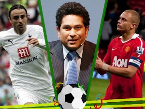 Former Manchester United Players Play Kerela Blasters