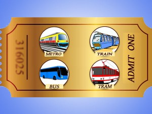 Passengers Will Get Convenience Traveling Bus Train Single Ticket System