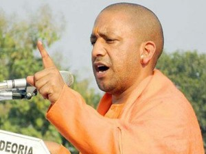 Up Cm Yogi Adityanath Has Kicked Up Huge Storm Making Reference Offering Namaz Roads