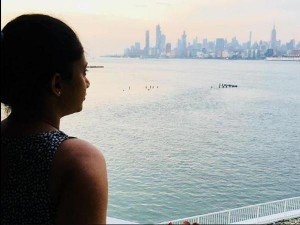 The Indian Bride Takes An Account On Her First Visit Usa After Getting Married