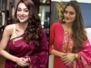 Debate Who Is Ahead In First Round Of Vote Campaign Mimi Chakraborty Nusrat Jahan