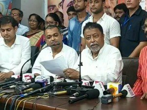 Bengali Tv Actor Pradip Dhar Joins Bjp Promises To Build Film Fraternity Wing