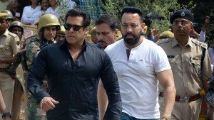 Salman Khan And His Bodyguards For Allegedly Assaulting Journalist