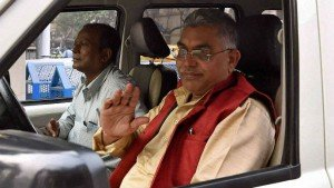 Bjp Leader Dilip Ghosh Changes His House In Salt Lake Due To Security Threat