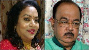 Ratna Chatterjee Replaces Sovan Chatterjee In Various Puja Panels